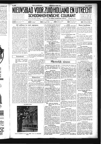 Schoonhovensche Courant 1934-03-28