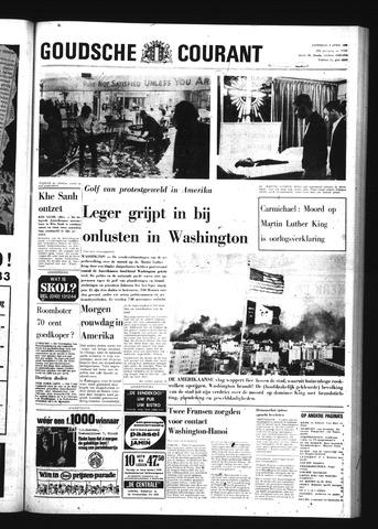 Goudsche Courant 1968-04-06