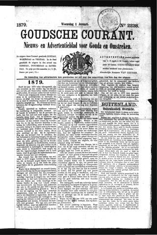 Goudsche Courant 1879-01-01