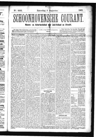 Schoonhovensche Courant 1901-08-03