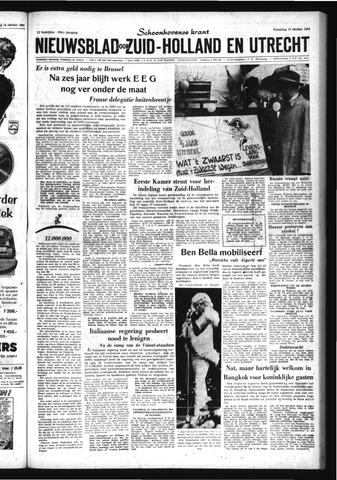 Schoonhovensche Courant 1963-10-16