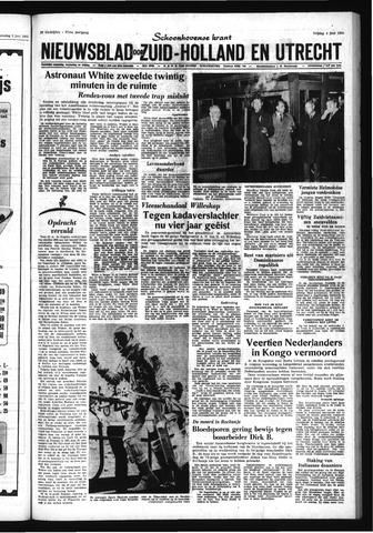Schoonhovensche Courant 1965-06-04
