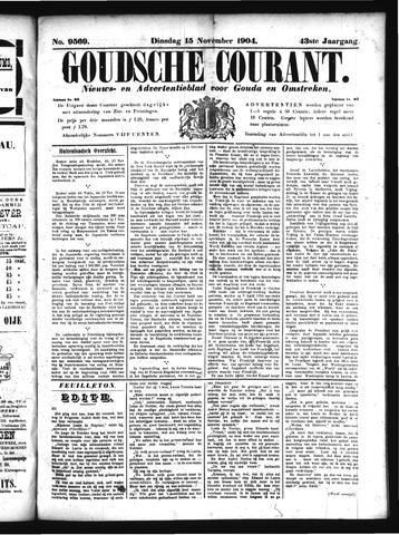 Goudsche Courant 1904-11-15