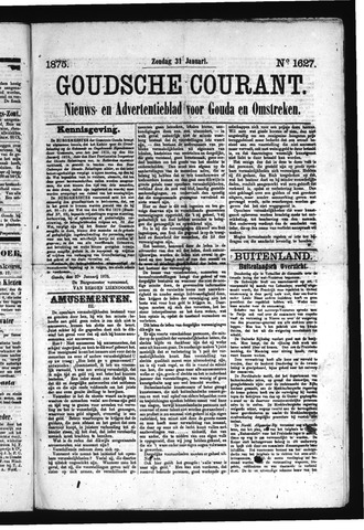 Goudsche Courant 1875-01-31