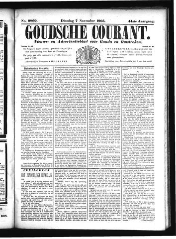 Goudsche Courant 1905-11-07