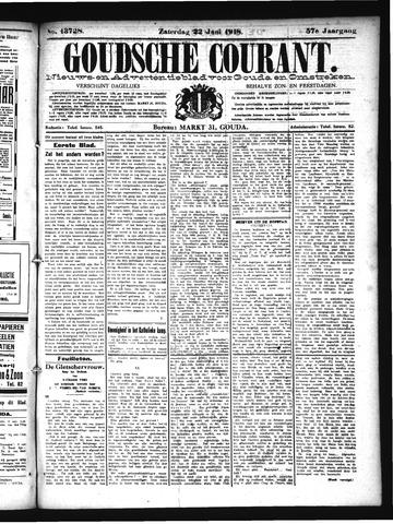 Goudsche Courant 1918-06-22
