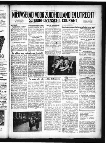 Schoonhovensche Courant 1949-12-14