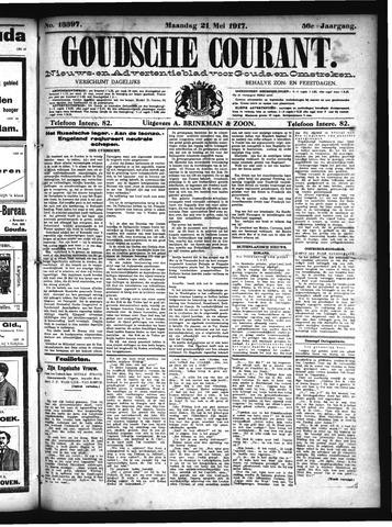Goudsche Courant 1917-05-21