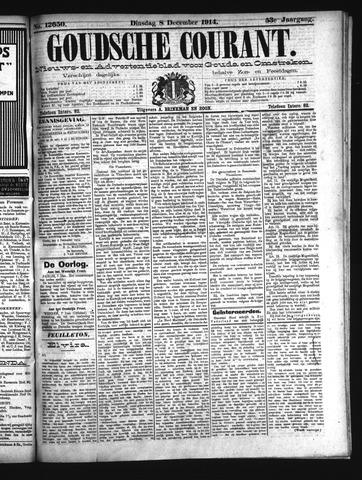 Goudsche Courant 1914-12-08
