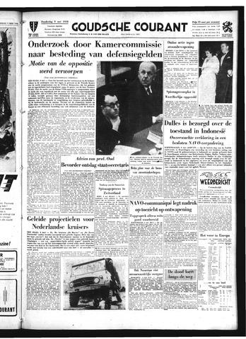 Goudsche Courant 1958-05-08