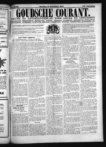 Goudsche Courant 1933-11-14