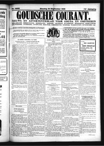 Goudsche Courant 1935-09-24