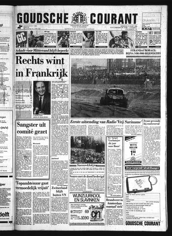 Goudsche Courant 1986-03-17