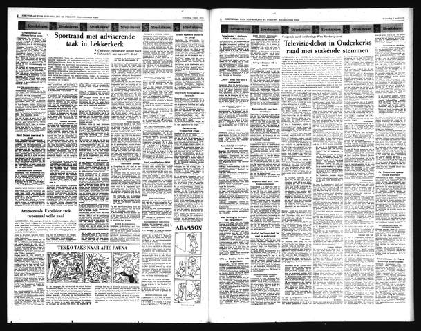 Schoonhovensche Courant 1970-05-22