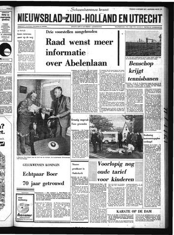 Schoonhovensche Courant 1977-10-14