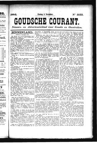 Goudsche Courant 1884-12-09