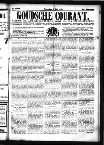 Goudsche Courant 1927-05-16