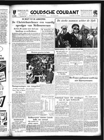 Goudsche Courant 1953-08-25