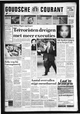 Goudsche Courant 1989-08-01