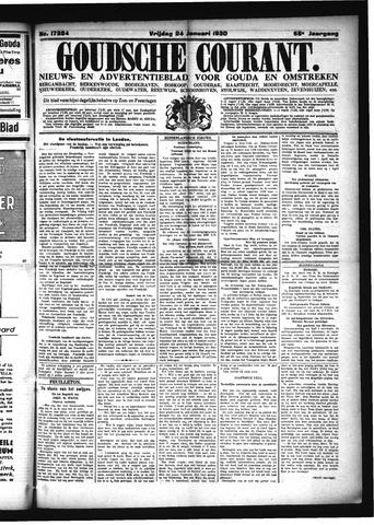 Goudsche Courant 1930-01-24