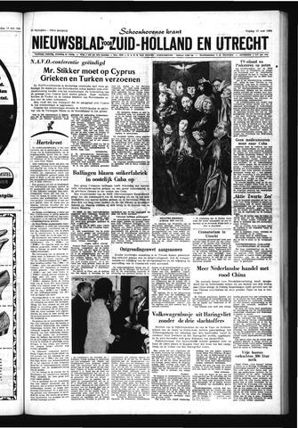 Schoonhovensche Courant 1964-05-15