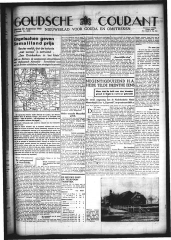 Goudsche Courant 1940-08-20
