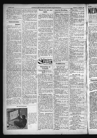 Schoonhovensche Courant 1933-01-08