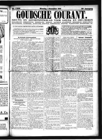 Goudsche Courant 1931-12-01