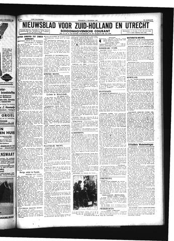 Schoonhovensche Courant 1942-11-04