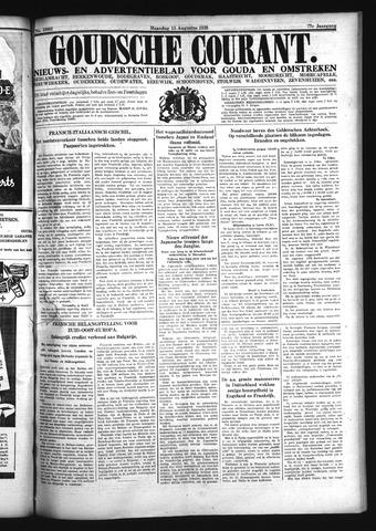 Goudsche Courant 1938-08-15