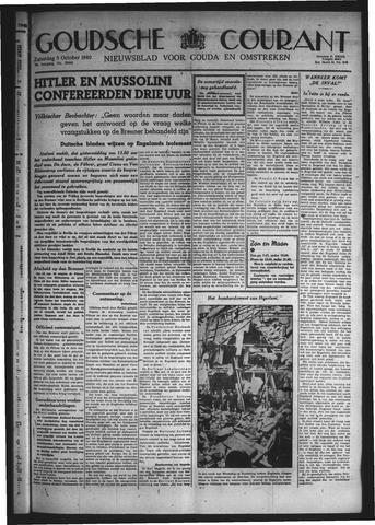 Goudsche Courant 1940-10-05