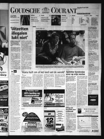 Goudsche Courant 2004-04-10