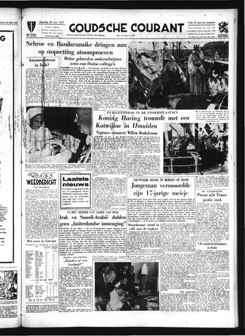 Goudsche Courant 1957-05-20