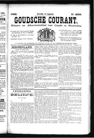 Goudsche Courant 1892-08-13