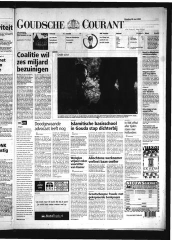 Goudsche Courant 2002-05-28