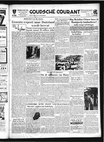 Goudsche Courant 1951-04-09