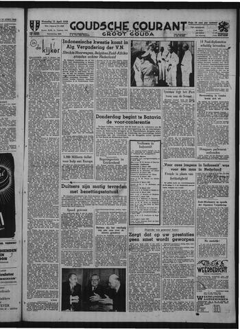 Goudsche Courant 1949-04-13