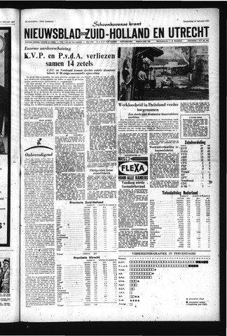 Schoonhovensche Courant 1967-02-16