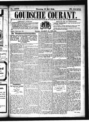 Goudsche Courant 1919-05-12