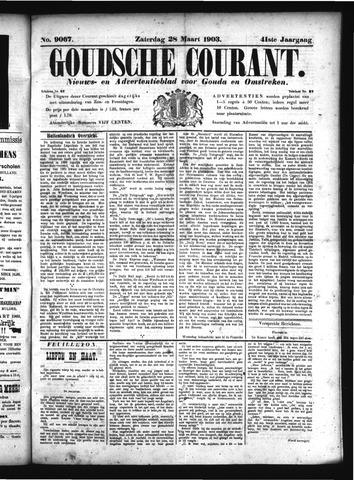Goudsche Courant 1903-03-28