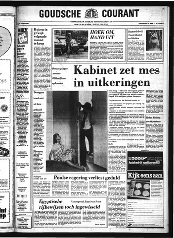 Goudsche Courant 1980-08-29