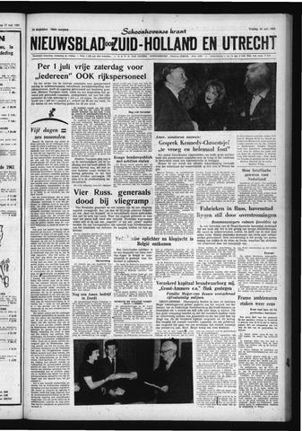Schoonhovensche Courant 1961-05-19