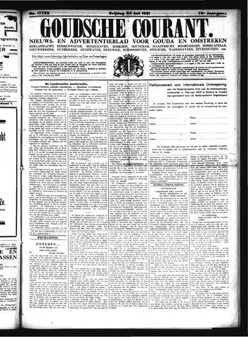 Goudsche Courant 1931-07-24