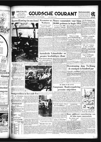 Goudsche Courant 1954-08-13