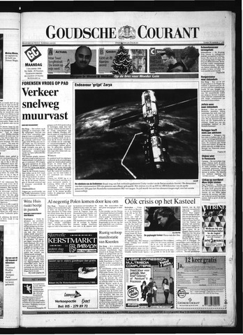 Goudsche Courant 1998-12-07