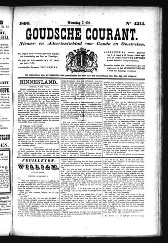 Goudsche Courant 1890-05-07