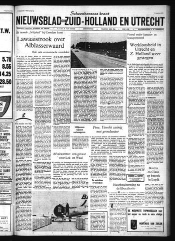Schoonhovensche Courant 1972-08-11