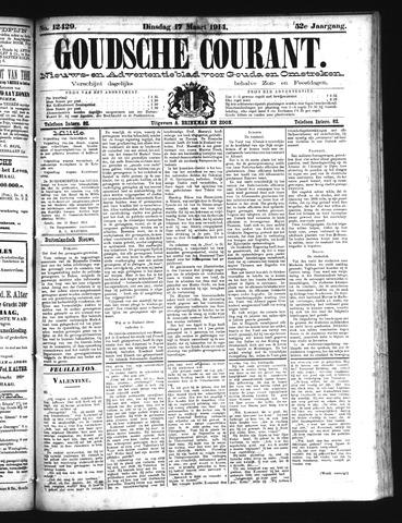 Goudsche Courant 1914-03-17