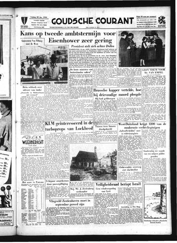 Goudsche Courant 1956-01-20