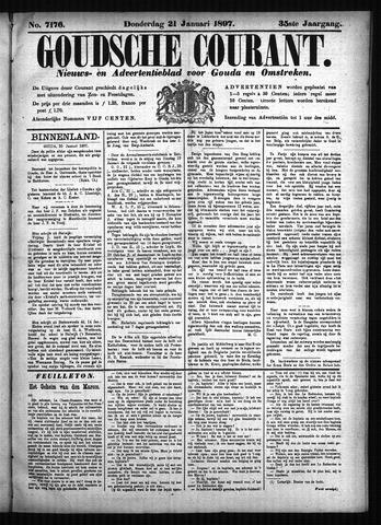 Goudsche Courant 1897-01-21